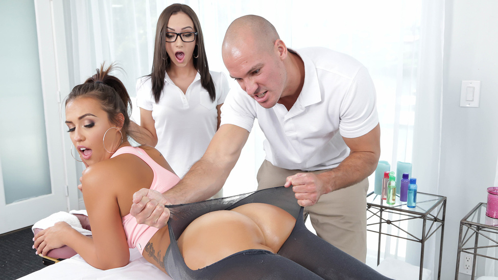 brazzers massage - What The Client Wants The Client Gets Free Video With Kelsi Monroe -  Brazzers Official