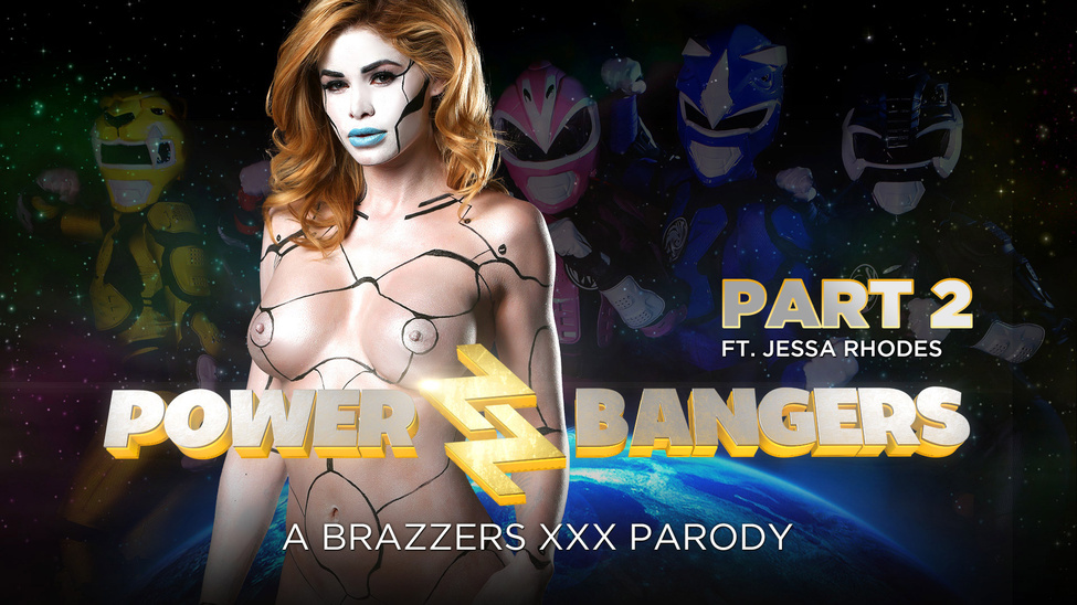 Power Bangers: A XXX Parody Part 2