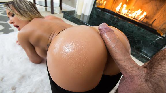 Trendy Porn Movies Tube | Cali Carter Big Wet Bridal Butt