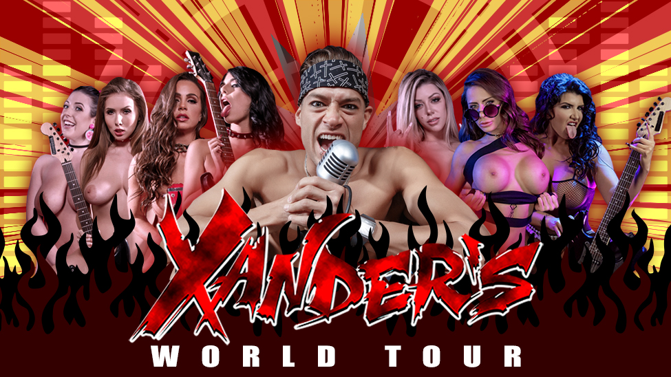 Xander's World Tour