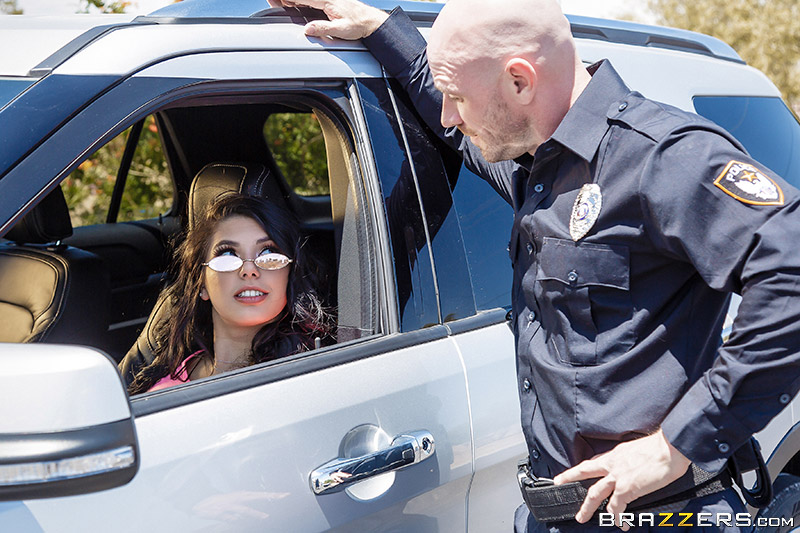 Teens Like It Big – Traffic Violation – Gina Valentina & Johnny Sins