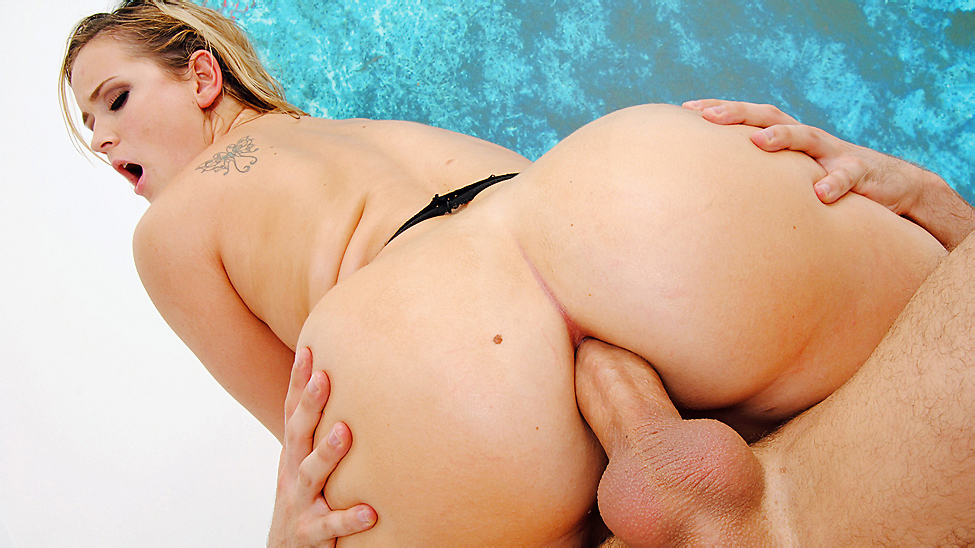 Briella Bounce 1st Anal