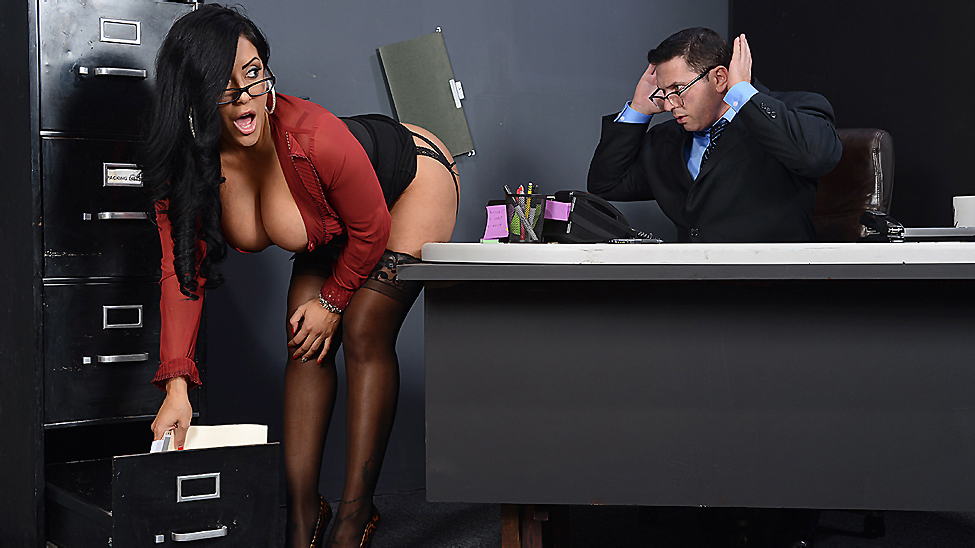 brazzers office mia Kiara