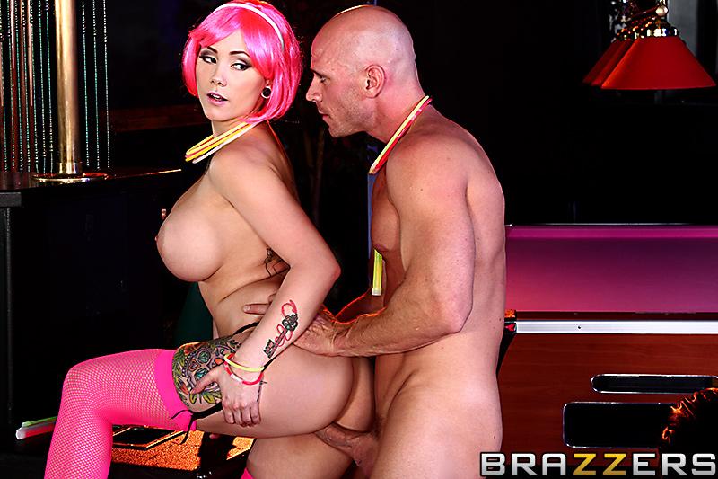 Cyber Goth Porn