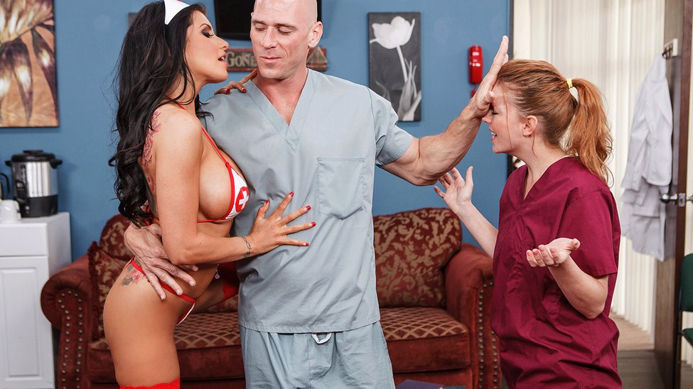 Johnny Sins Hotel Booty Call