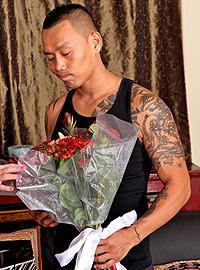 Asian male pornstar
