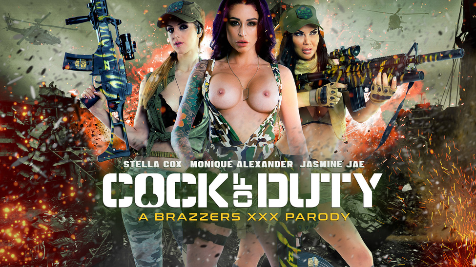 Cock Of Duty: A XXX Parody