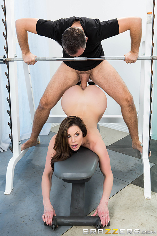 Blowjob porn video – Personal Trainers: Session 1. Kendra Lust, Keiran Lee  XXX clips