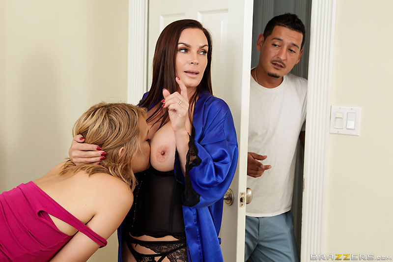 Fucking Mom Step Sister