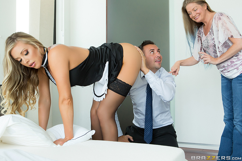 The perfect maid 3 samantha saint
