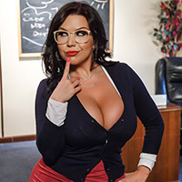 Mature glasses cum porn library