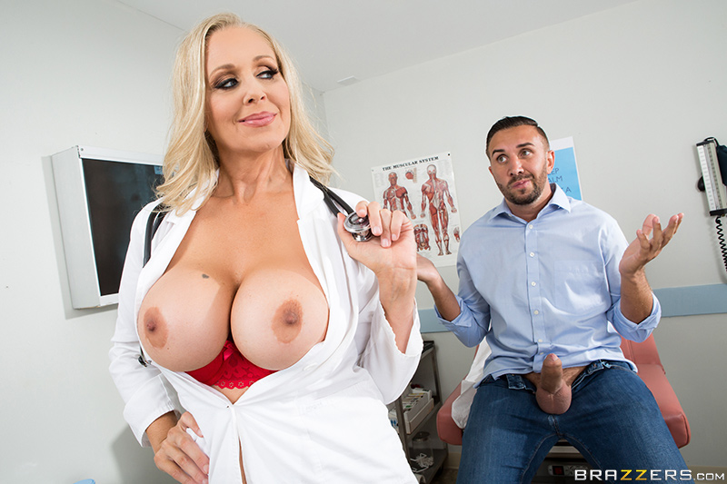 Doctor Adventures / Julia Ann – Doctoring the Results