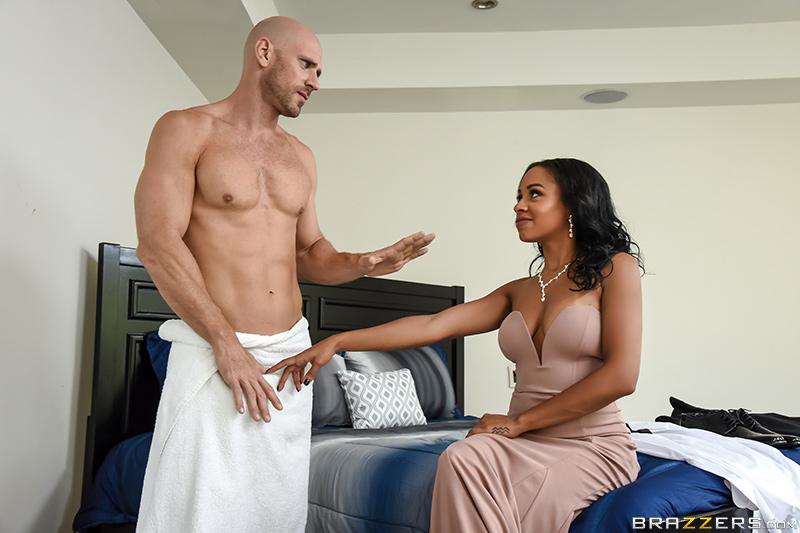 wife fucks first big cock