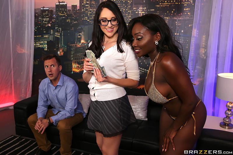 Blanke vrouwen zwarte sex
