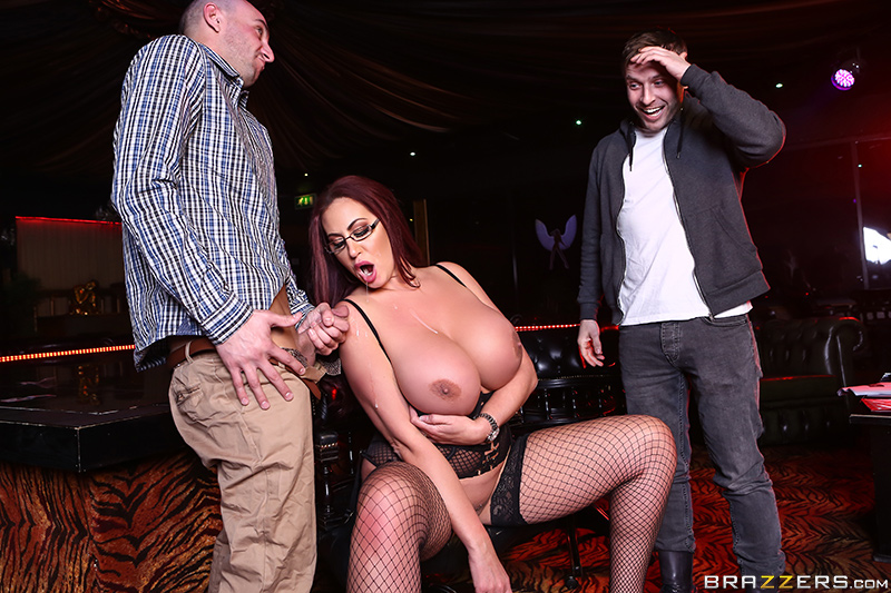 Fucking The Male Stripper