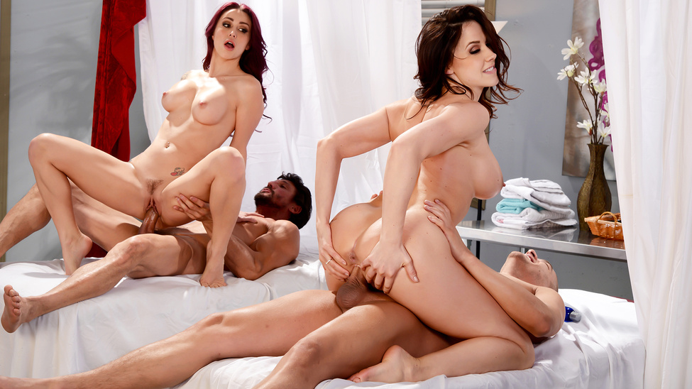 Best Of Brazzers: Massage Mania