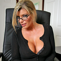 Have hit Kristal summers big tits at work