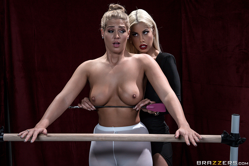 Hot And Mean – Pussy On Pointe – Bridgette B & Val Dodds