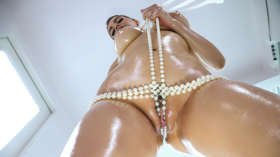 Clutching Her Pearls