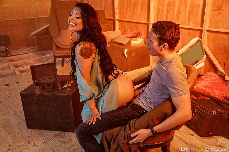 Brazzers Exxtra – I Dream Of Gina – Gina Valentina & Justin Hunt
