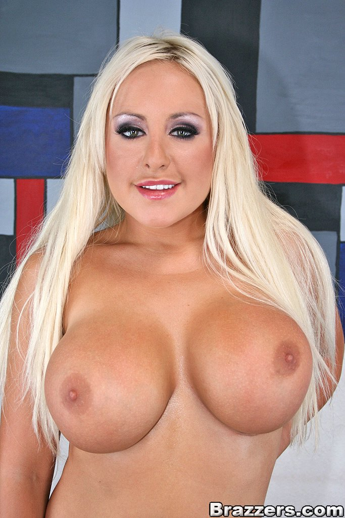 Blonde porn stars with big tits