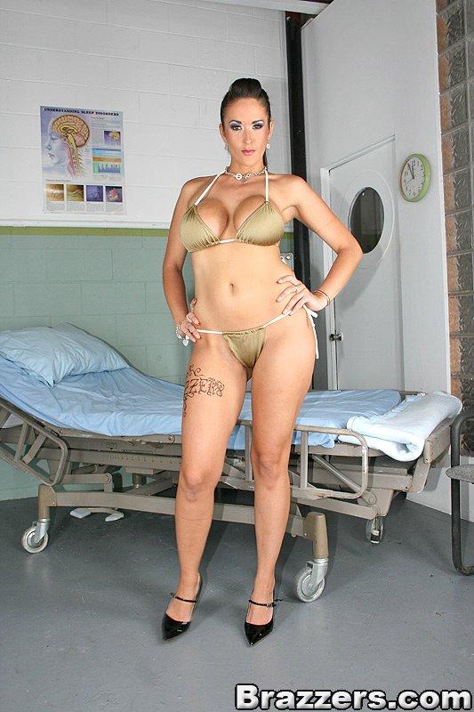 Carmella bing double anal