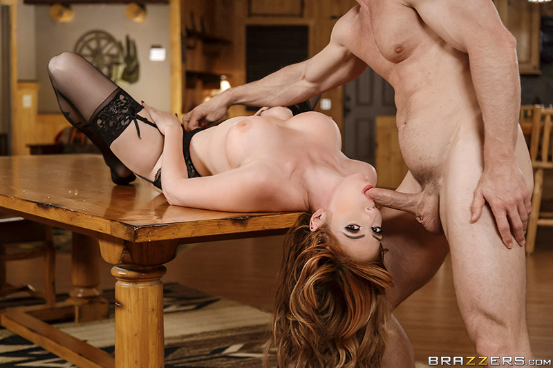 Brazzers Exxtra – Cabin Fever – Lauren Phillips & Johnny Sins
