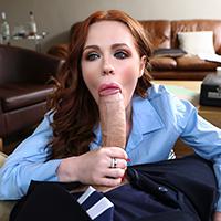 Club porn yacht redhead