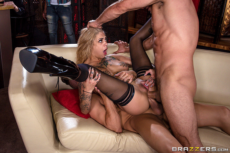 Bonnie rotten interracial