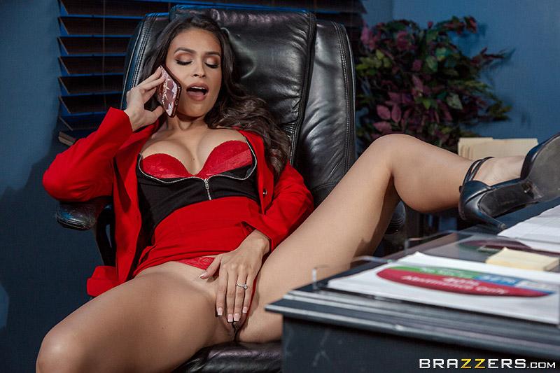 Custodian Porn - Custodial Cravings Free Video With Katana Kombat - Brazzers ...