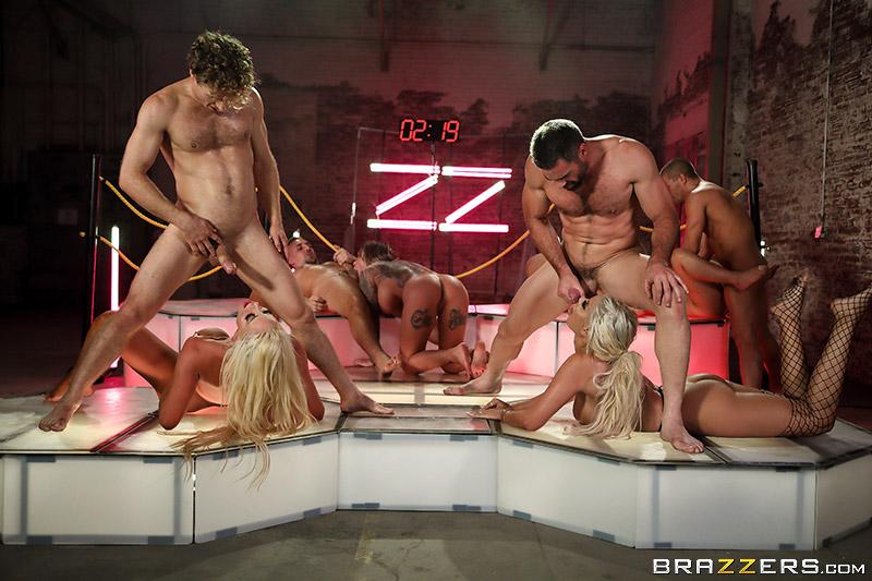 Nikki Benz Brazzers House