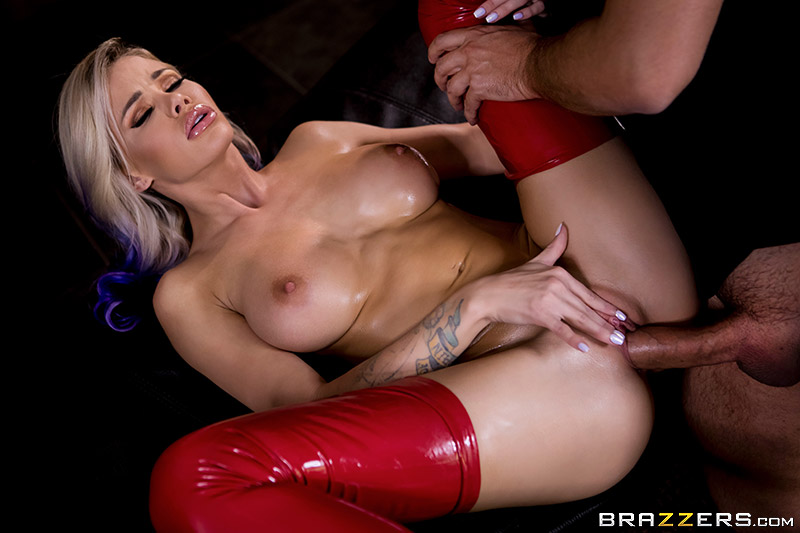 Lovely In Latex Free Video With Jessa Rhodes - Brazzers -4358