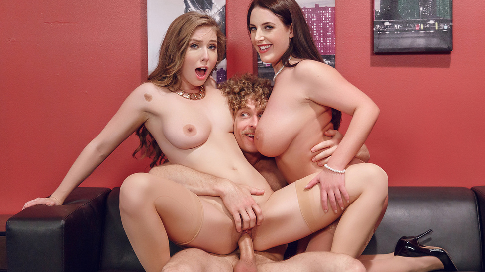 Best Of Brazzers: Porn Watches Back