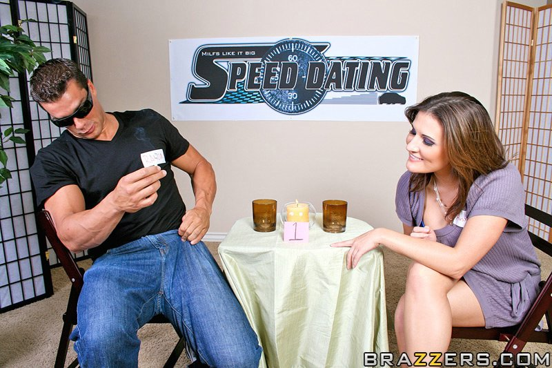 Speed dating porn