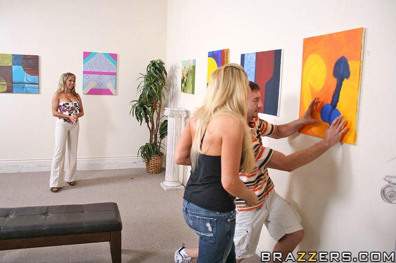 Lesbians Doing The Scissor