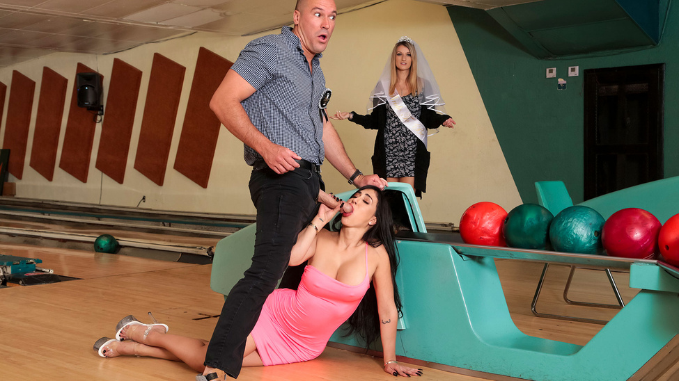 Bowling For The Bachelor