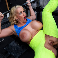Opinion fitness on blondie ball young fucked the suggest you