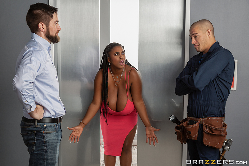 Sara Jay: Prefers a young mans hard cock any time, anywhere