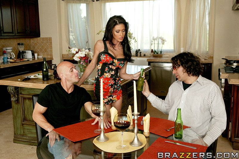 kitchen Fuck jessica jaymes