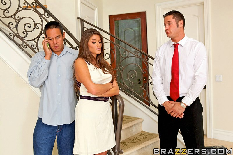 Apologise, but, Real wife stories madelyn marie brazzers