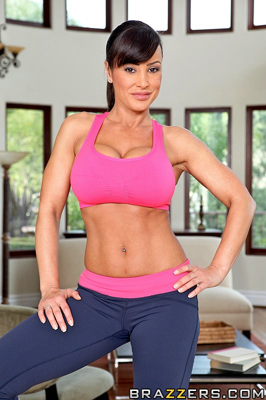 Workout lisa ann anal