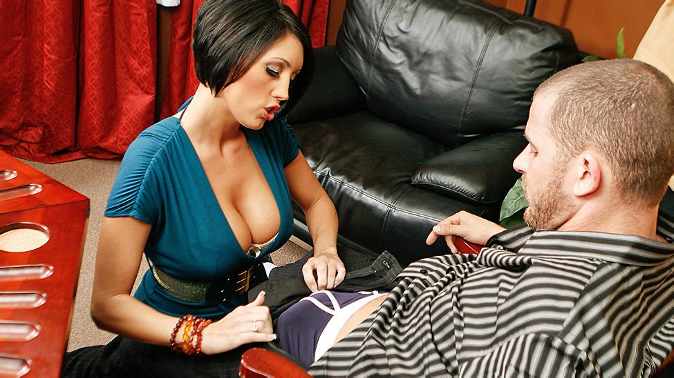 The expert, Dylan ryder big tits boss