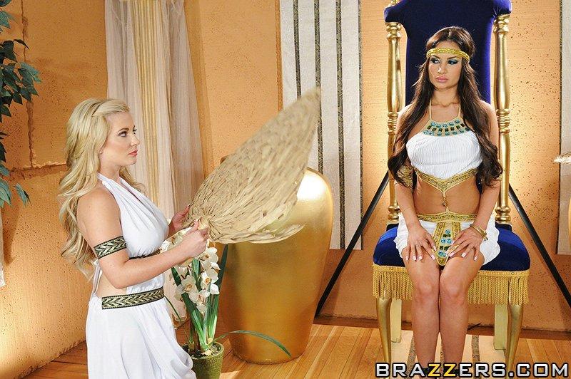 Queen sex egyptian