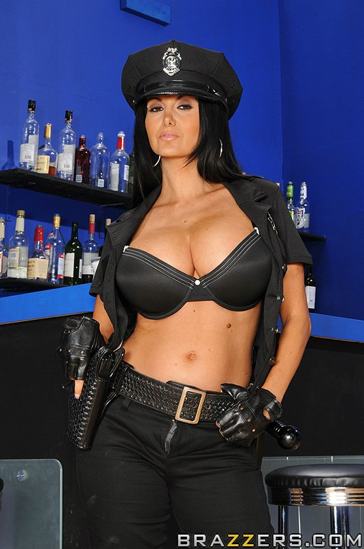 Sexy big boobs police officer free porn xhamster