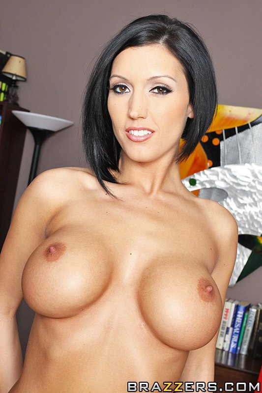 Spread big eagle boobs