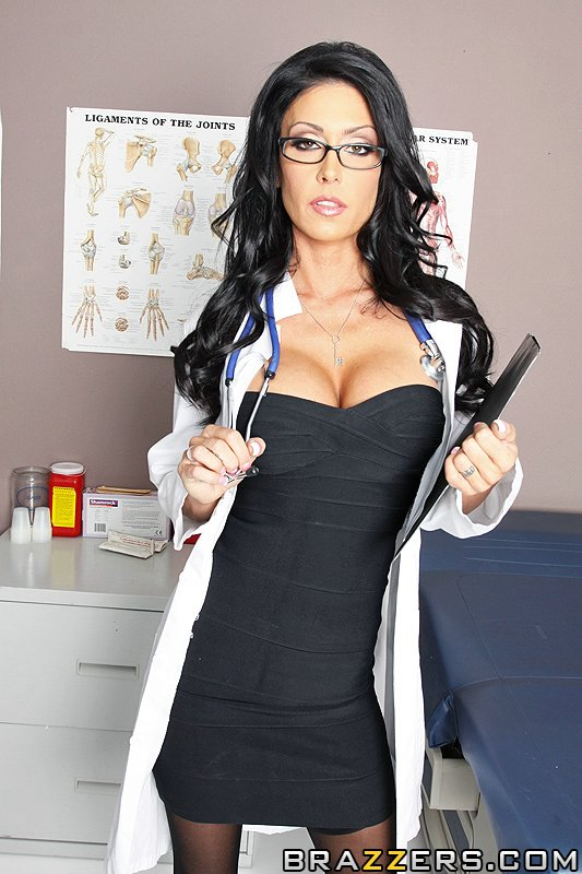 Doctor jessica jaymes