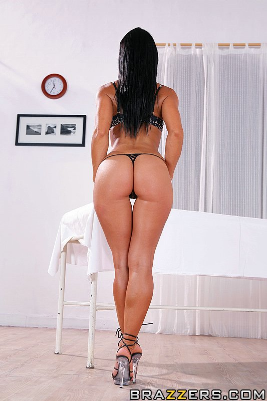 Relaxed Ass Can Be Free Video With Sandra Romain Brazzers Official