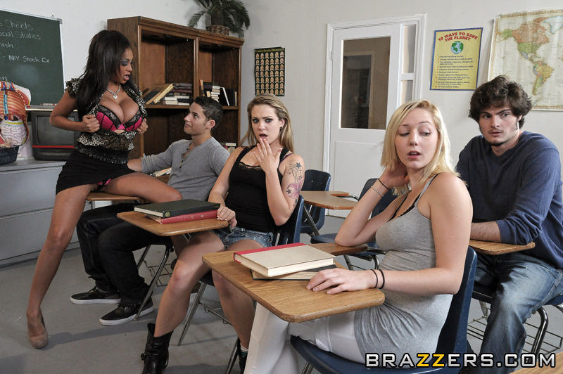Bad teacher porn video