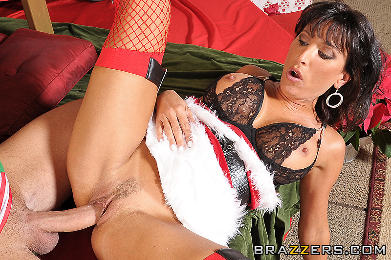 Stuff my stocking lezley zen