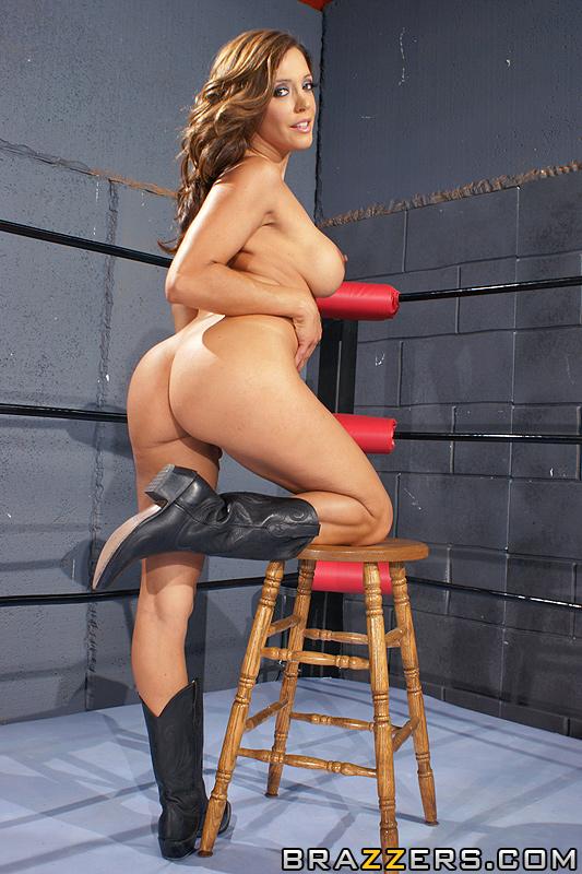 Crissy Morgan Rides Cock